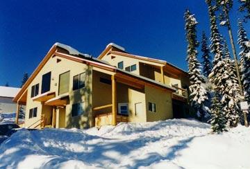 The Bellevarde Chalet Unit C at Big White Resort, holiday rental in Big White