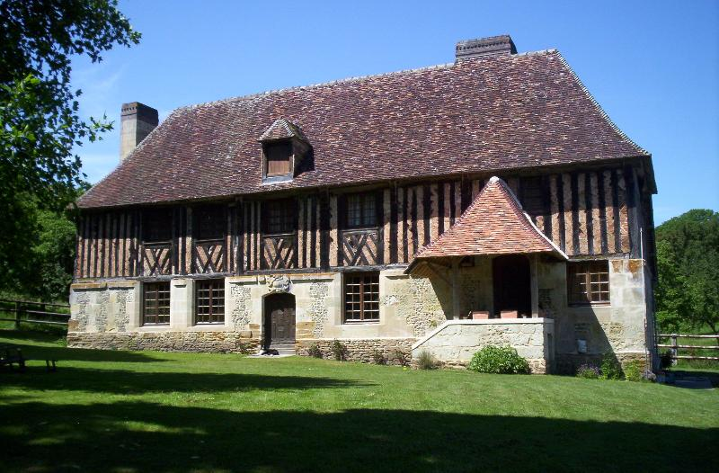 Manoir du val Harangt, holiday rental in Chailloue