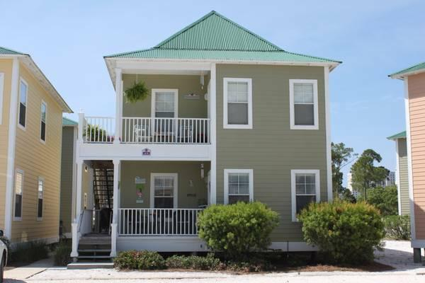 The Sand Dollar Cottage