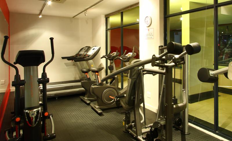 The Rockwell Gym