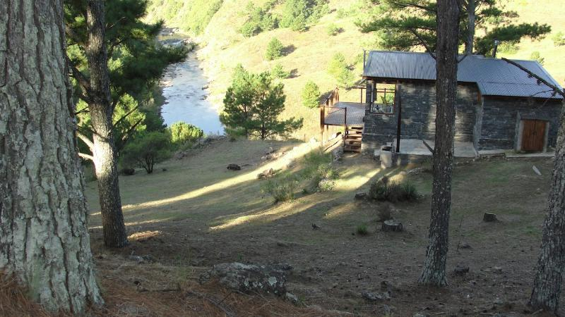 La Siesta Off grid Cabin in the Sierra de Cordoba, holiday rental in Villa del Dique
