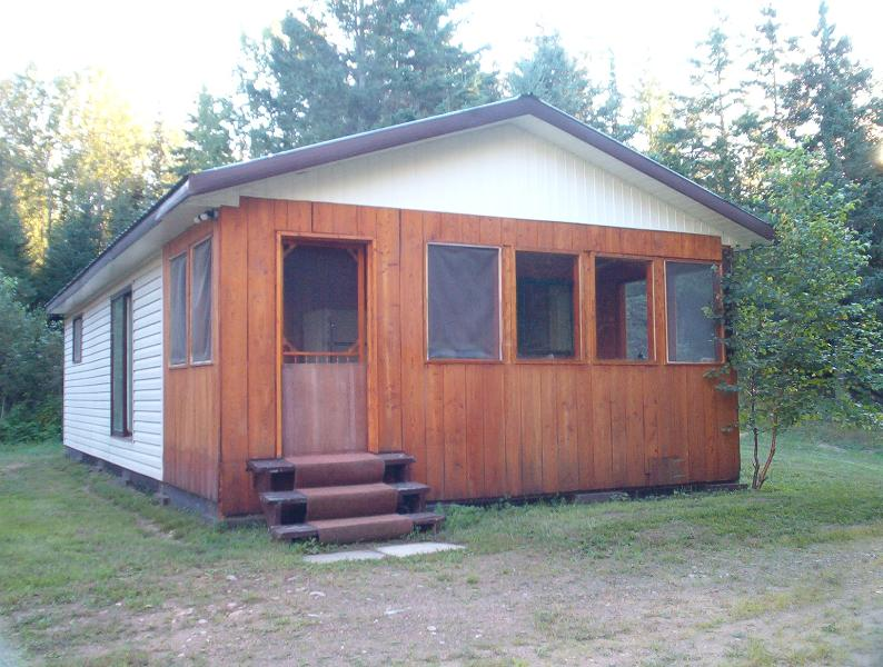 Kargus cabin, a home away from home