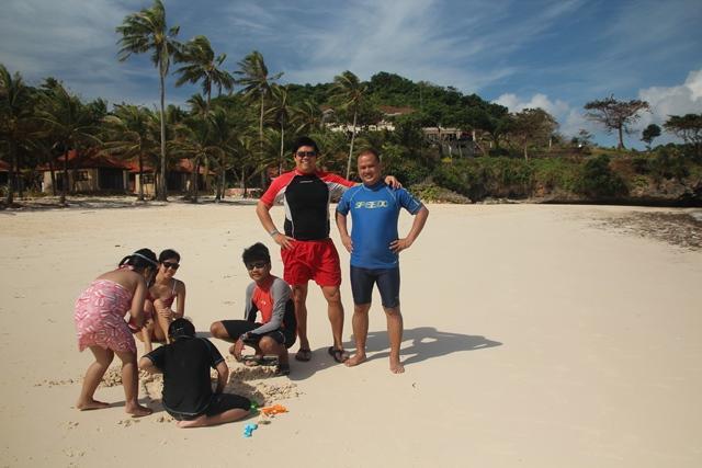 Newcoast Beach, Boracay Island