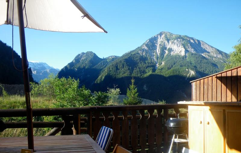 location appartement Champagny-en-Vanoise Chalet Manyetta
