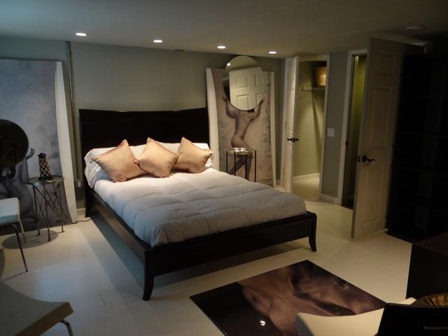 Sag Harbor Designer's Private Apartment with media room and pool, location de vacances à Hamptons