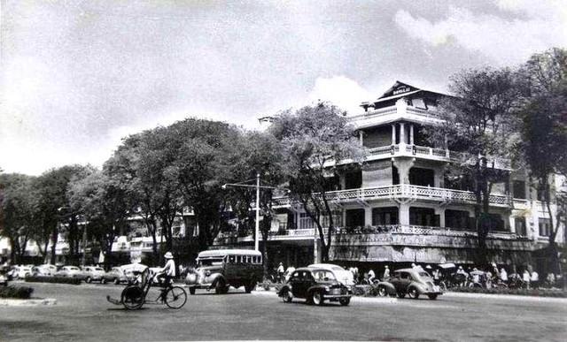 Das ursprüngliche Gebäude