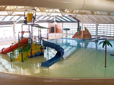 Sand Hollow Aquatic Center 3 Meilen entfernt