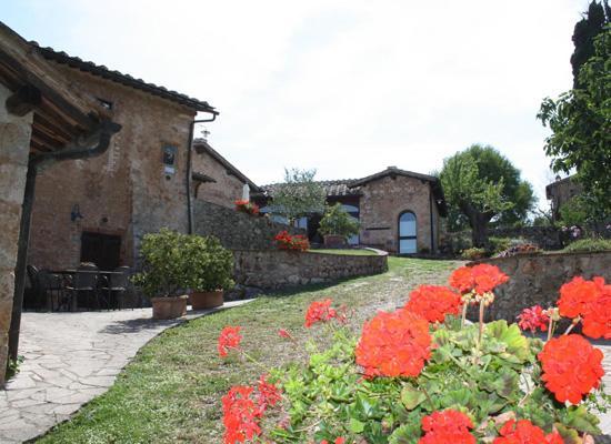 Contryhouse near siena: Apartment 3 Person, holiday rental in Carpineta