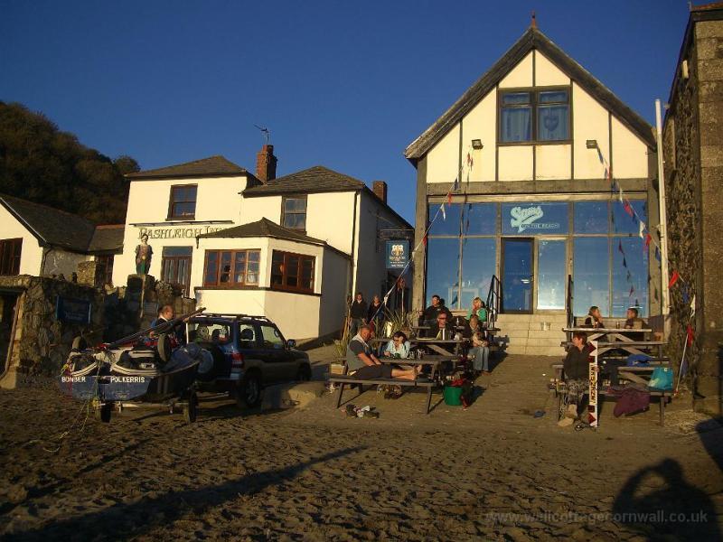 Sams on the Beach Polkerris