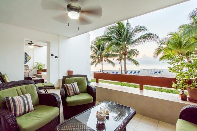 Casa Buena Vida (5120)—Right on the Sand, 1700 Sq Ft of Living, vacation rental in Cozumel