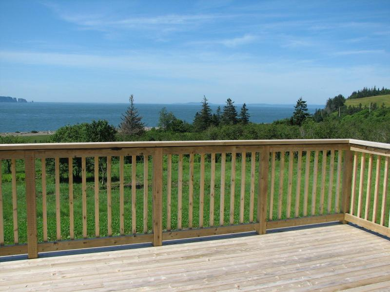 Another View from the deck