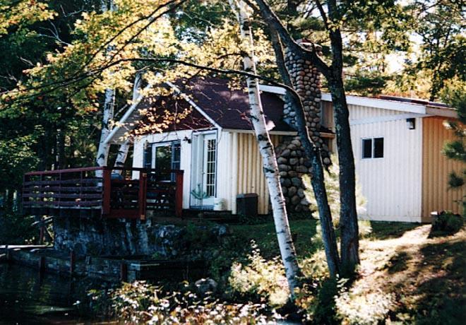 Cabin Shoreline