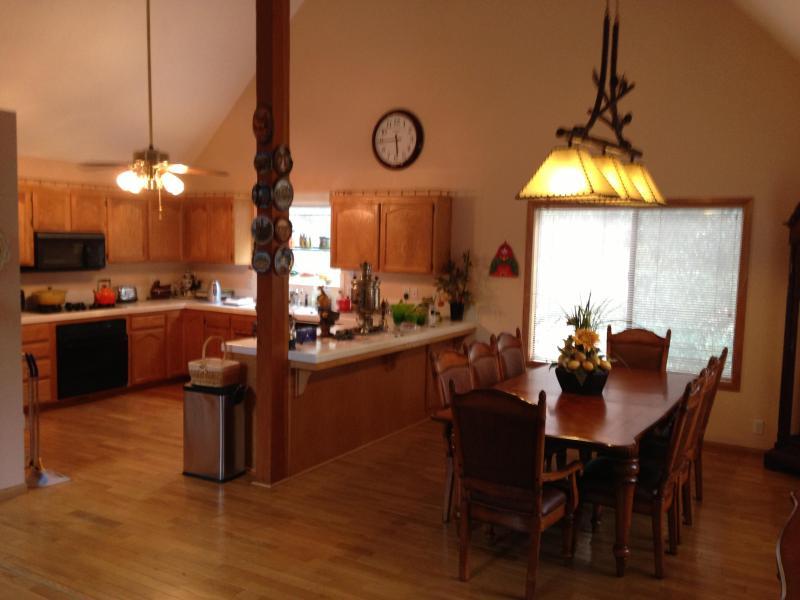 Kök och matsal