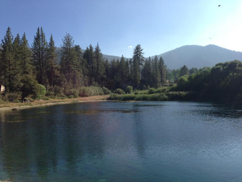 Vår sjö