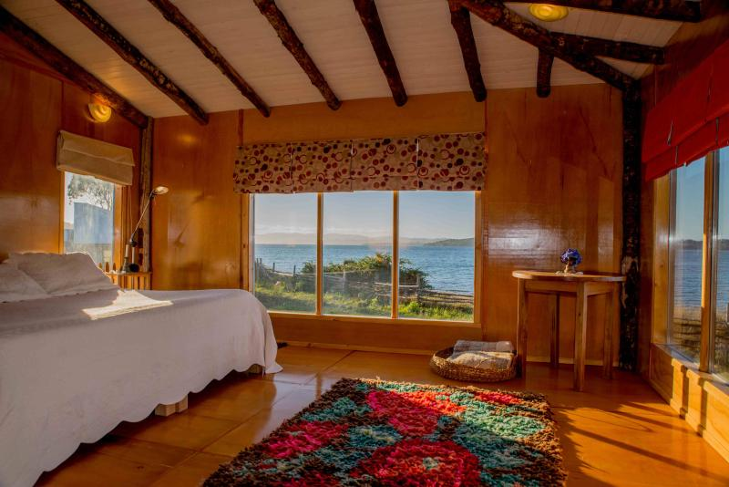 Unique Beach House on Chiloe Island, holiday rental in Los Lagos Region