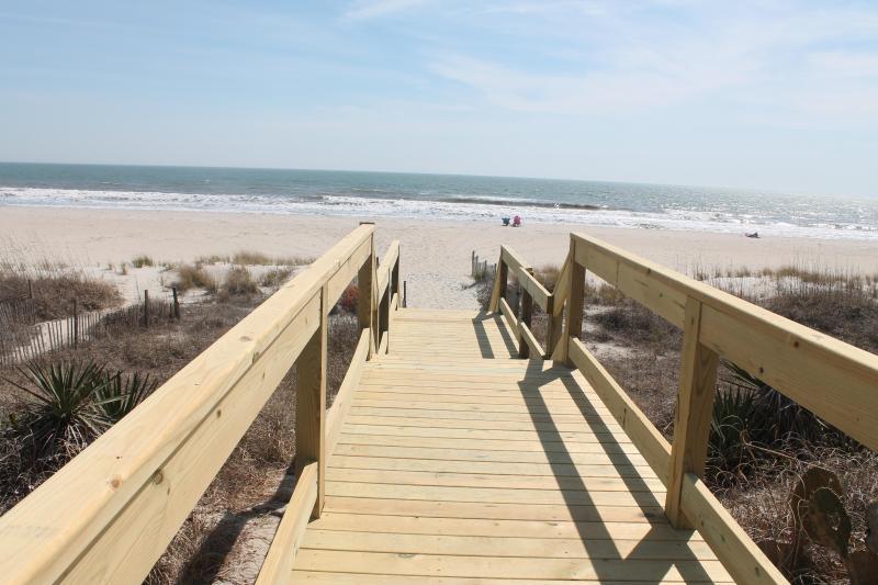 Keylime cottage beach access