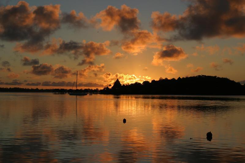 Matira Sunrise
