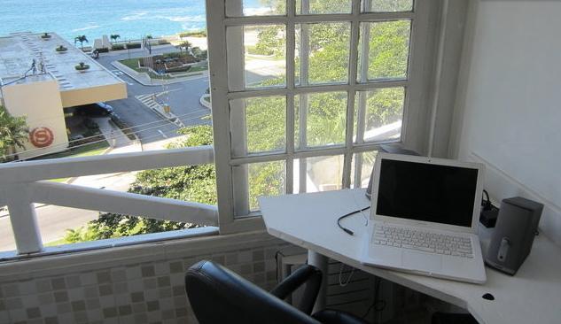 4 appartement dans la Villa