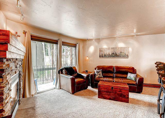 Espace de vie Gold Camp Hébergement de Breckenridge