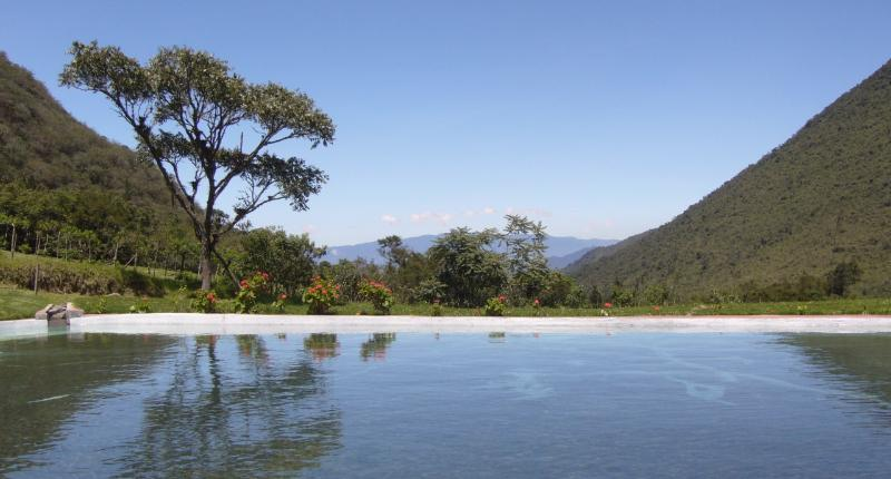 QUILLOTURO POOL IN THE SUMMER