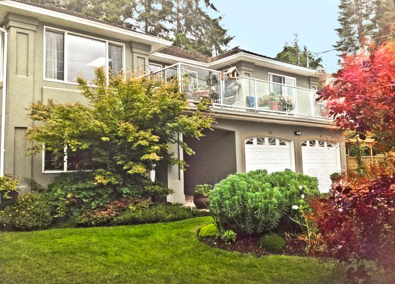 Tree Island Bed and Breakfast, Courtenay BandB, Comox Valley, Ocean View, Wheelchair access