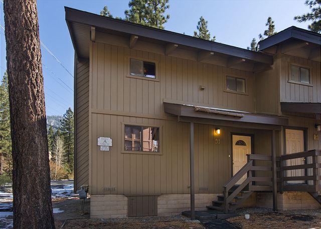 Tahoe, Needle Peak Condo 1 Exterior