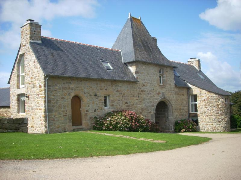 Rental to Manoir of Goandour in Crozon Ti Kaouenn, holiday rental in Finistere