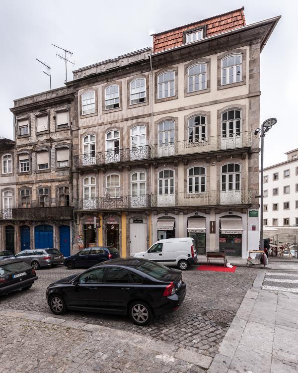 L'appartamento si trova nell'edificio centrale