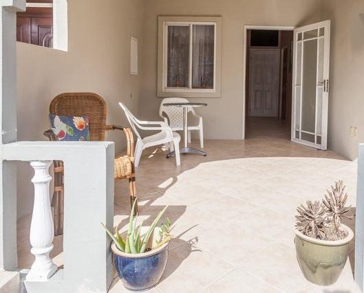 Pleasant porch