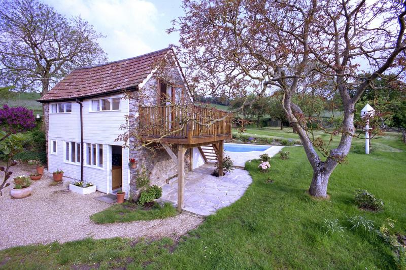 SHILLINGS COTTAGE, Hemyock, Devon., holiday rental in Uffculme