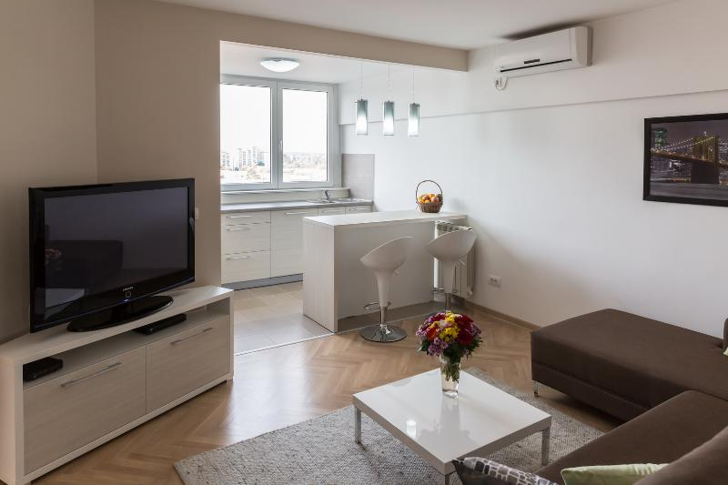 Wonderful Apartment in the Heart of Belgrade, vacation rental in Belgrade