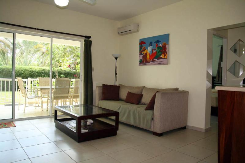 Ground floor 1bdr apartment near Cabarete, alquiler de vacaciones en Espaillat Province