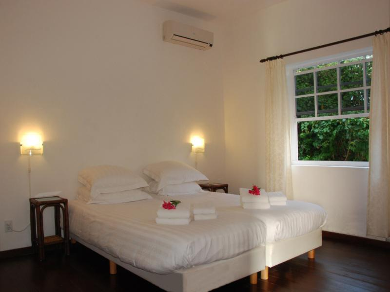 Luftkonditionerade sovrum, lägenhet 4