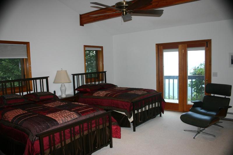 Double Beds - Third Bedroom