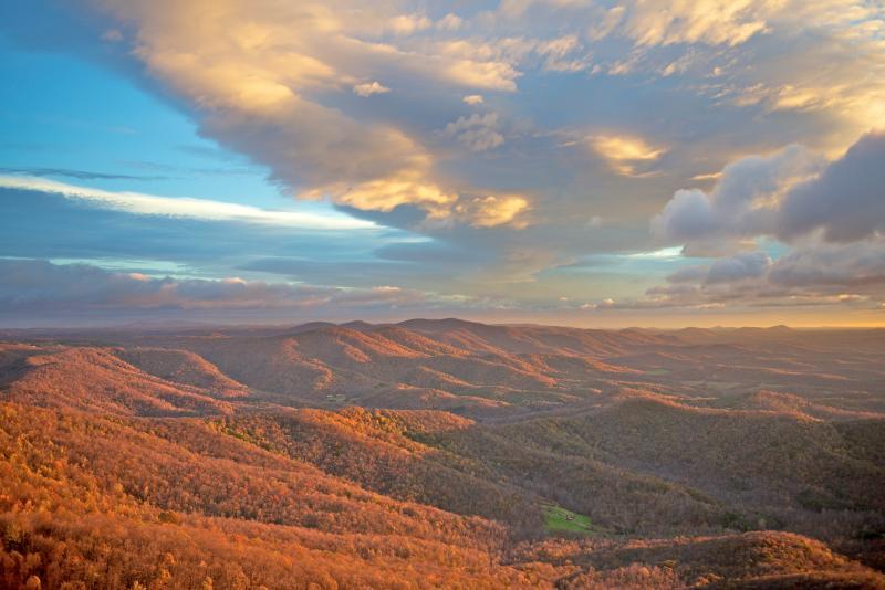 Big Virginia Sky