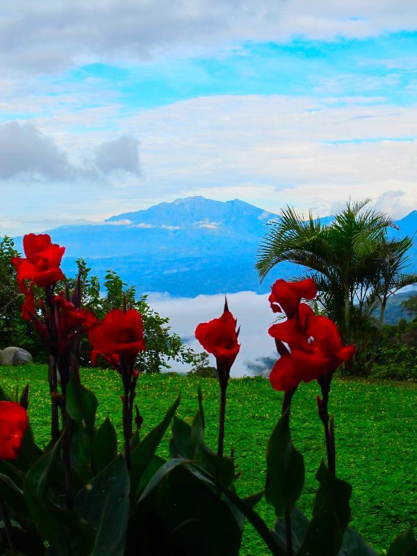 View of Volcan Baru