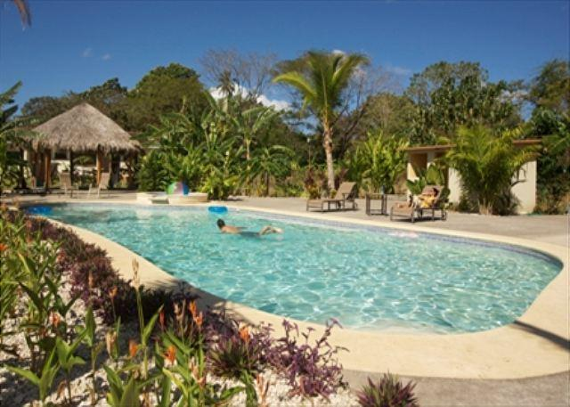Rancho and Pool Area