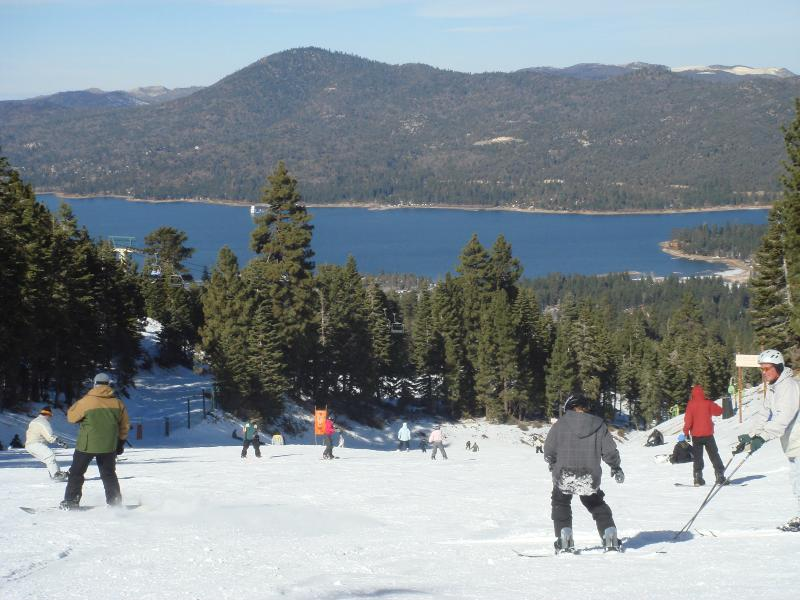 Snow Summit, Minutes Away!