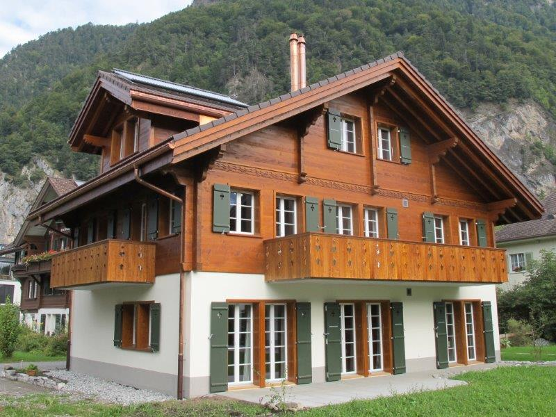 CityChalet Silberdistel, vacation rental in Gsteigwiler