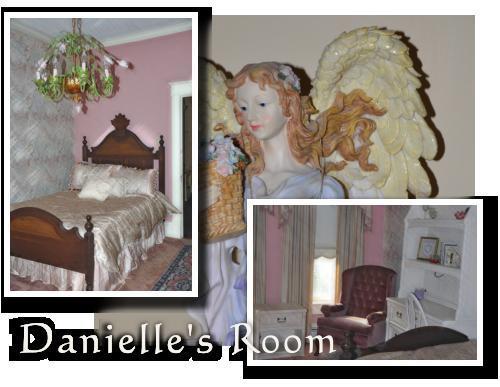 Chambre de Danielle