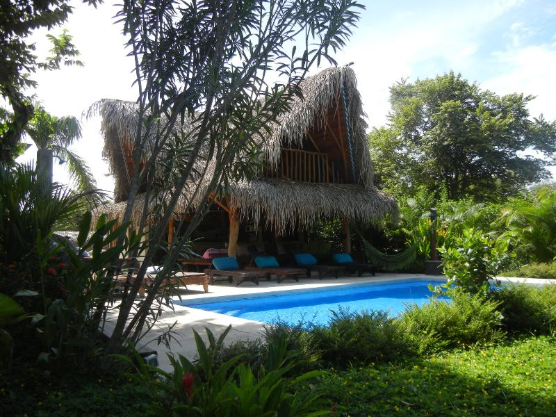 The Rancho - Palapa Style Patio - The Social Hub of the Home