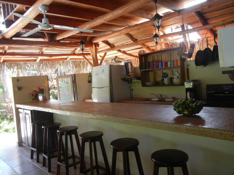 The Rancho kitchen and bar, engineered for good times