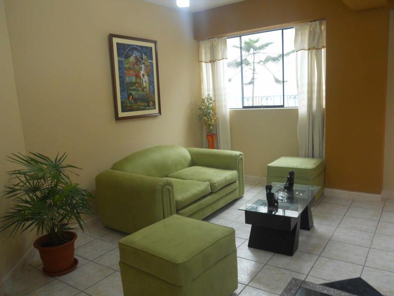 Friendly apartment in Tara house, vacation rental in Lima