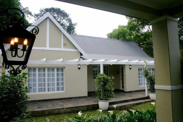 The Secretary's cottage