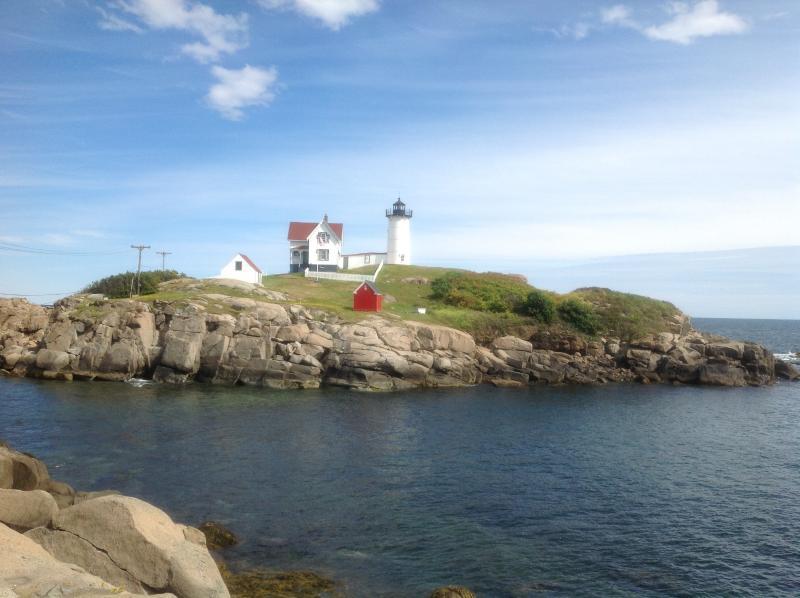 Nubble Lighthouse, .4 mile
