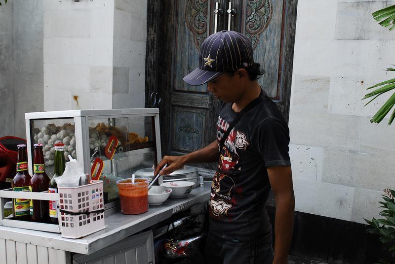 Chariot mobile alimentaire... essayez-le !