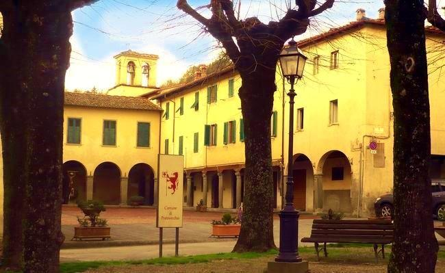 Piazza Jacopo  Landino