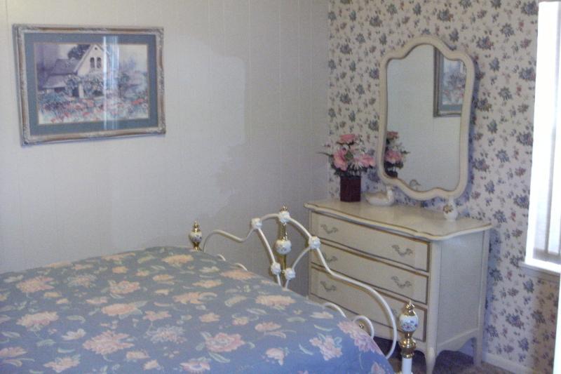 Main floor second bedroom