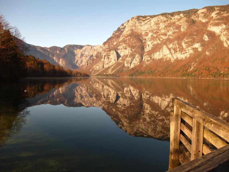 Bohinj Lake Cottage - Apartmaji Zalokar, holiday rental in Bohinjsko Jezero