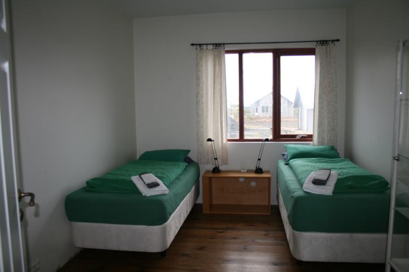 Segundo quarto, as camas podem ser colocadas juntos